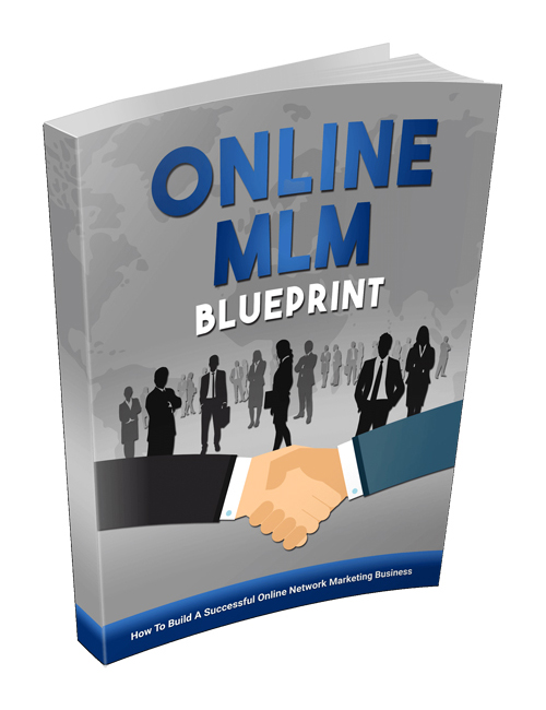 Online mlm blueprint plr behemoth 15 887 products with for Blueprint online