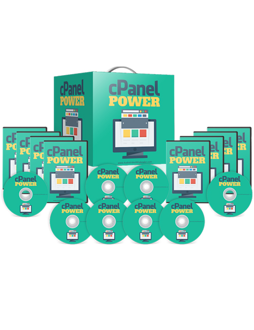 cpanel power plr videos with private label rights shows you how to use cpanel to power and run your website