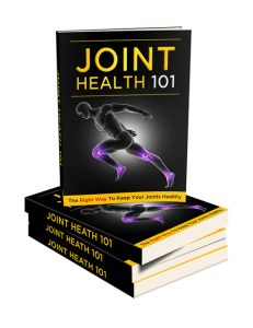 joint health 101 plr ebook with master resell rights will help you to alleviate joint pain