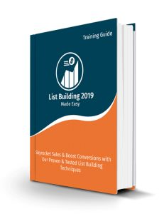 list building 2019 made easy plr ebook shows you how to grow a massive and responsive list