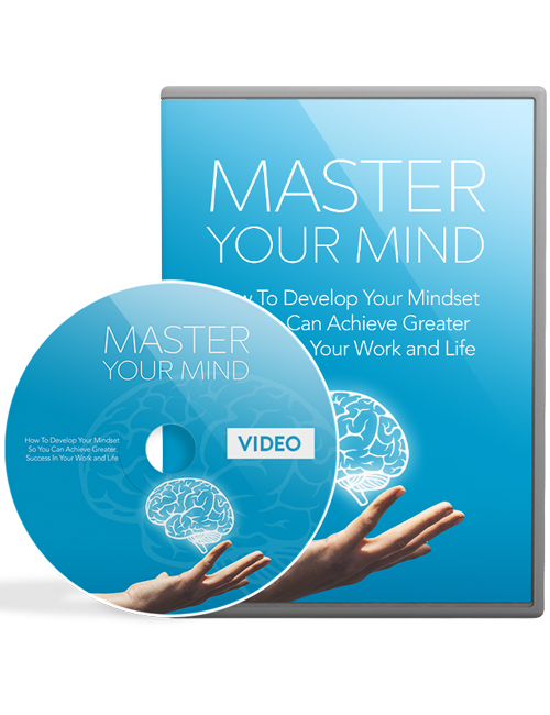 master your mind plr videos with master resell rights will help you achieve your dreams as you adopt the mindpower and determination to succeed