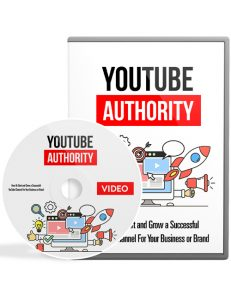 youtube authority plr videos with master resell rights helps you build a massive channel to grow your business