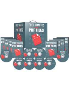 free traffic from pdf files plr videos with private label rights shows you how to gain great backlinks through pdf files