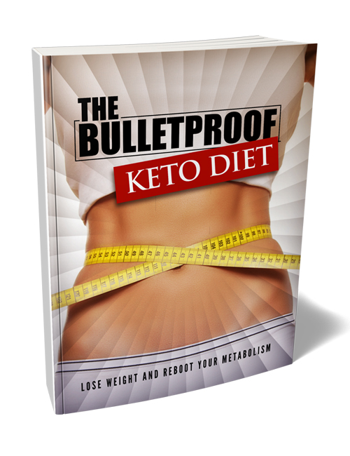 bulletproof keto diet plr ebook will give you the education you need to lose weight successfully