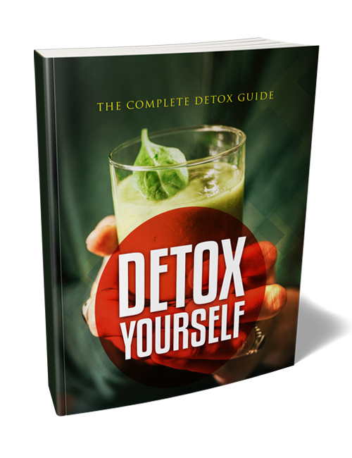 detox yourself plr ebook shows you how to cleanse your life mentally and spiritually