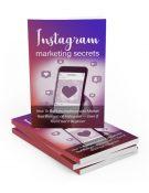 instagram marketing secrets plr ebook shows you the power of building a real business through instagram