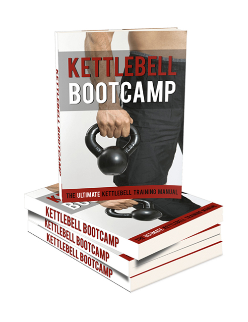 kettlebell bootcamp plr ebook shows you how to get in shape and in better health