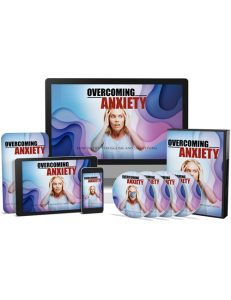 overcoming anxiety plr videos shows you how to live a happier life without stress and without medication