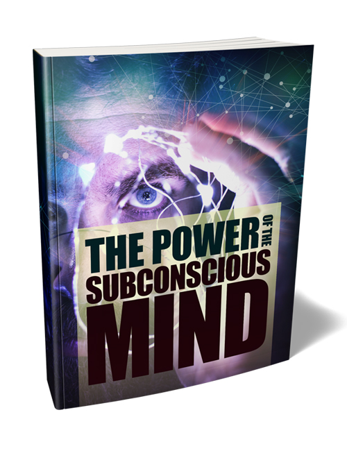 power of the subconscious mind plr ebook with master resell rights will help you achieve more in life using the power of your mind