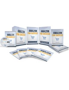 Amazon FBA Success PLR Videos shows you how to build an Amazon FBA business right from your home computer