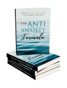 The Anti Anxiety Formula PLR Ebook shows you how to handle anxiety and eliminate it altogether