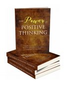The Power of Positive Thinking PLR Ebook shows you how to become happier and more accomplished by changing your mindset