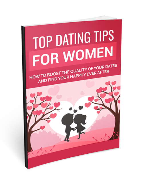 Top Dating Tips For Women PLR Ebook shows you how to find the right guy while avoiding the players