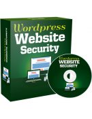 Wordpress Website Security PLR videos shows you how to keep your website protected from hackers